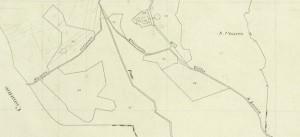 Stralcio mappa di impianto fg 17